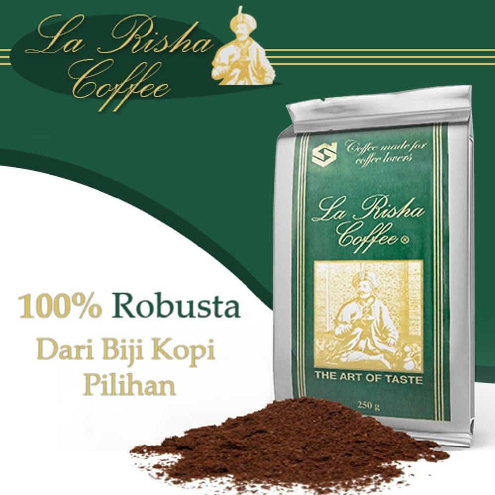 La Risha Powder Green