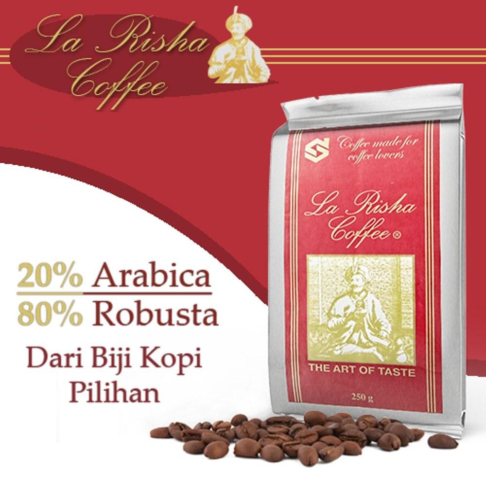 La Risha Bean Red