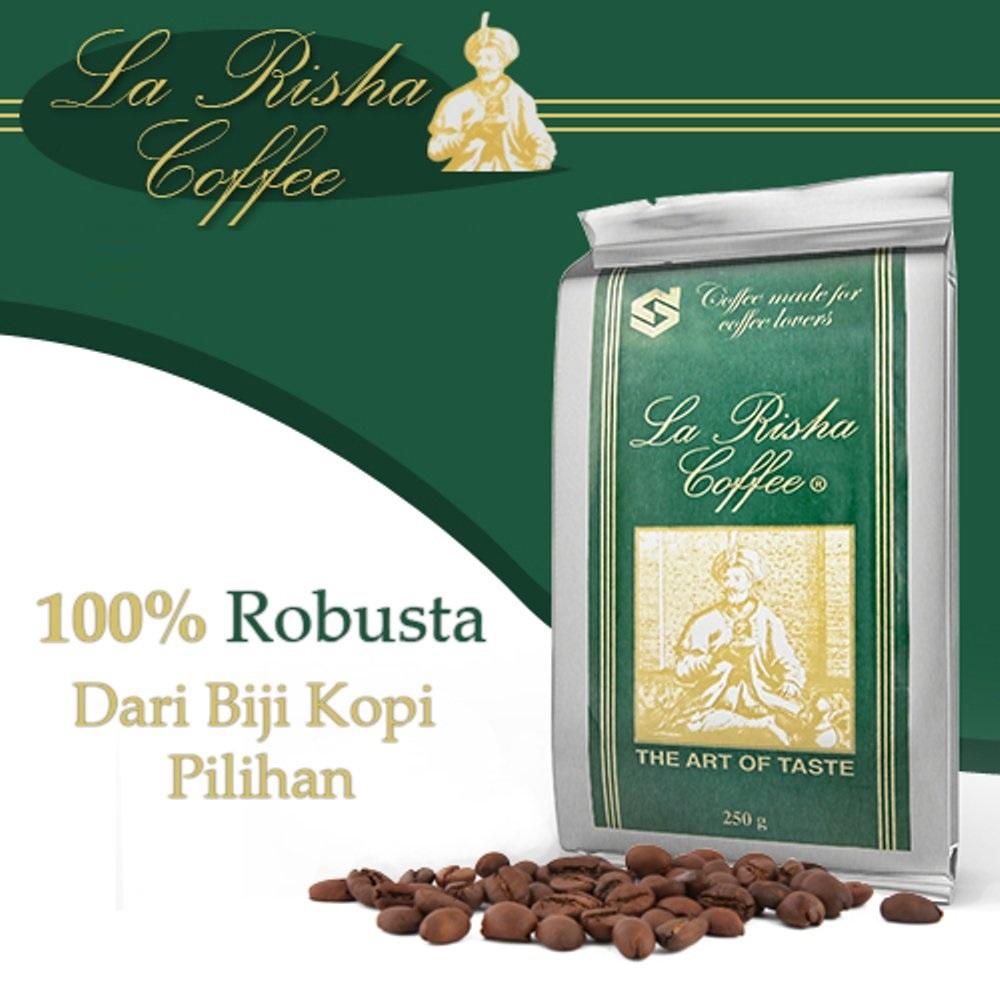La Risha Bean Green