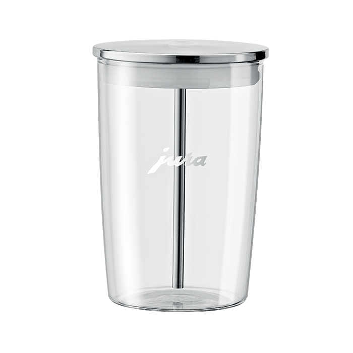 JURA Glass Milk Container 500ml