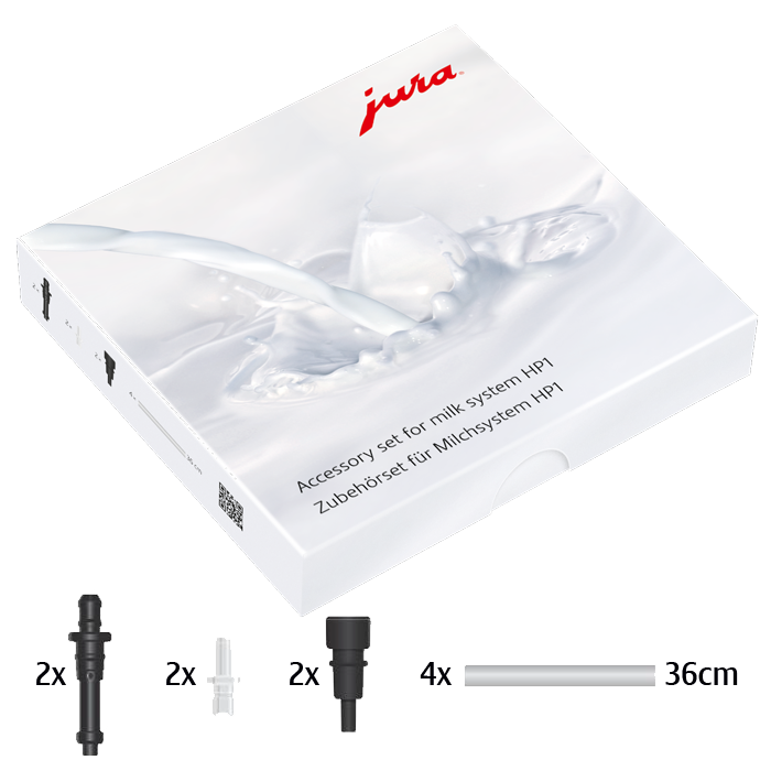 JURA Accessory Set for Milk Systems HP1